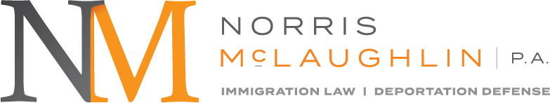 Norris McLaughlin, Attorneys at Law, Pennsylvania, New Jersey, New York Immigration and Deportation Defense